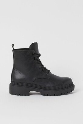H&M Chunky boots