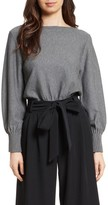Milly Women's Couture Pintuck Pullover