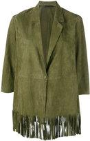 Simonetta Ravizza fringed jacket