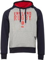 Canterbury of New Zealand Mens England Rugby Hoody Classic Marl