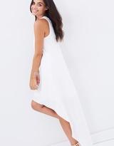 Lumier Body Language Short Long Dress