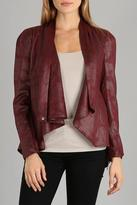 La Vida Faux Leather Jacket