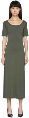 Lemaire Taupe Second Skin Dress