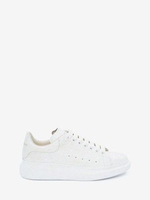 Alexander McQueen Glow In The Dark Oversized Sneaker