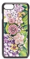 Dolce & Gabbana Hydrangea-print iPhone® 7 case