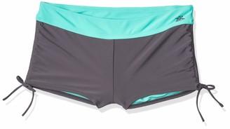 ZeroXposur Women's Knit Boyleg Swim Short