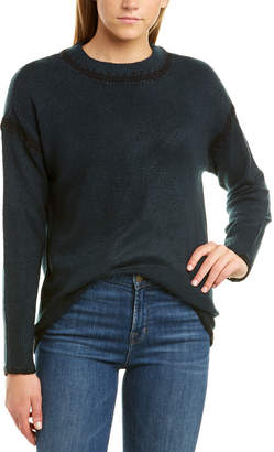 Matty M Dropped-Shoulder Sweater