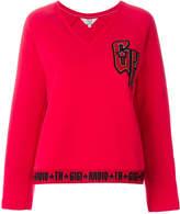 Tommy Hilfiger Tommy x Gigi logo sweater