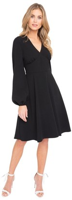 Black Halo Yvette Dress