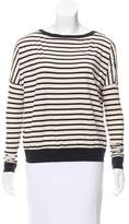 Demy Lee Striped Long Sleeve Top