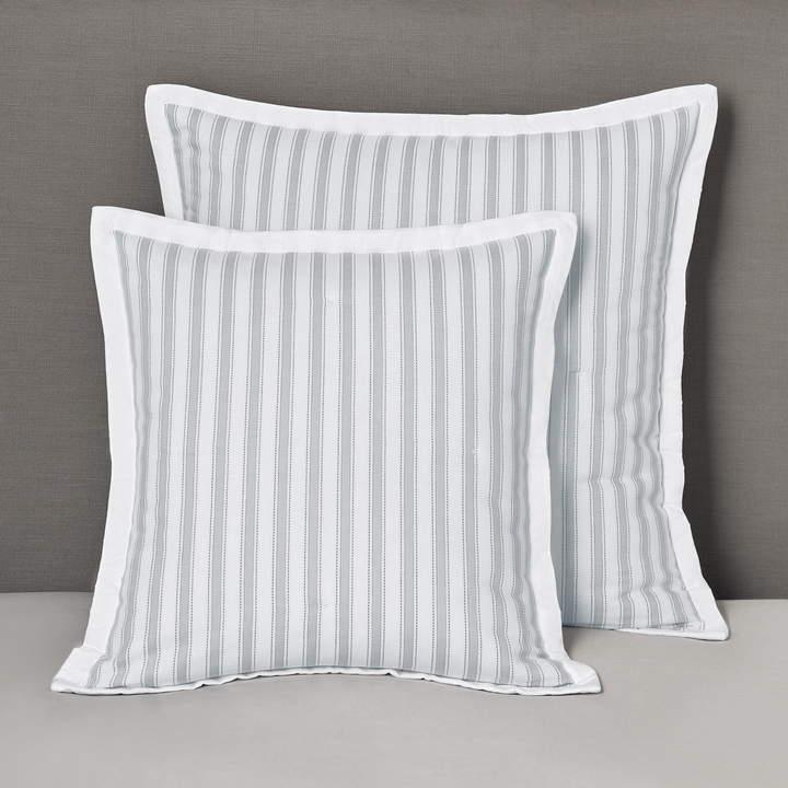 The White Company Logan Cushion Cover