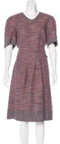 Chanel 2015 Tweed Dress
