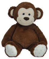 Cloud b Hugginz Large Monkey Plush in Brown