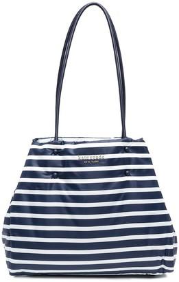Kate Spade Striped Tote Bag