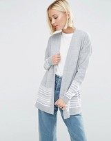 Asos Cardigan with Stripes