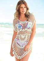 Kaleidoscope Crochet Cover Up