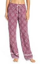 PJ Salvage Women's Wide Leg Pants