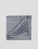 French Connection Pocket Square