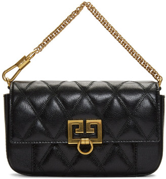 Givenchy Black Mini Pocket Bag