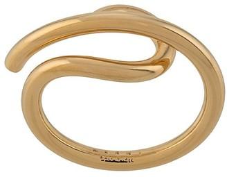 Marni Twist-Detail Ring