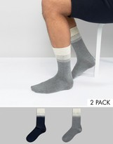 Selected Homme Socks 2 Pack