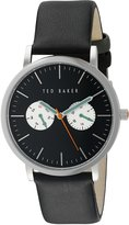 Ted Baker Men's TE1097 Smart Casual Round Multi-Function Green Hands Watch
