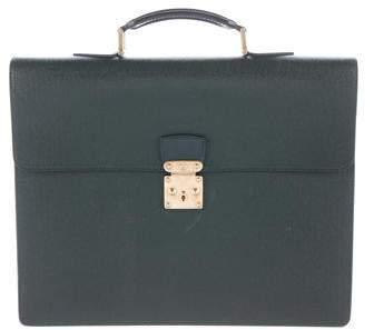 Louis Vuitton Taïga Robusto 2 Briefcase