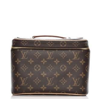 Louis Vuitton Top Handle Nice Monogram