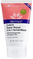 Derma E Super Repair 2 in 1 Scrub Mask