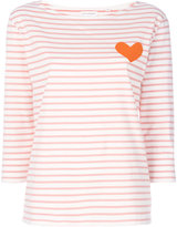 Chinti and Parker heart top - women - Cotton - XS