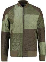 Maharishi Upcycled Liner Bomber Jacket Olive