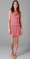 Mini Rugby Stripe Dress