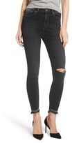 DL1961 Women's Chrissy High Waist Ankle Skinny Jeans
