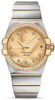 Omega Women's Constellation Diamond 38mm Automatic Watch 123.25.38.21.58.001
