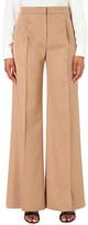 Max Mara Emma regular-fit wide-leg wool trousers