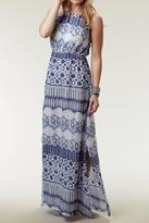 Roper Blue Tribal Dress