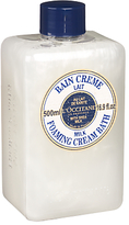 L'Occitane Shea Butter Milk Cream Bath, 500ml