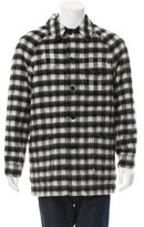 Alexander Wang Check Patchwork Jacket w/ Tags
