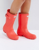 Hunter Short Wellington Boot
