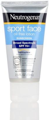 Neutrogena Ultimate Sport Face Oil-free SPF 70+ Sunscreen Lotion