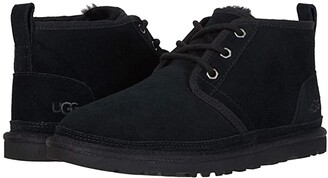 UGG Neumel (Black) Women's Lace up casual Shoes