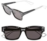 Christian Dior Women's J'Adior 51Mm Sunglasses - Black/ Palladium