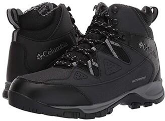 Columbia Liftop III (Black/Titanium Grey Steel) Men's Boots