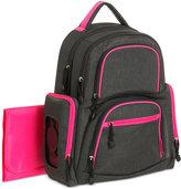 Carter's Neon Backpack Diaper Bag