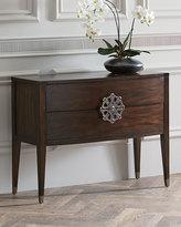 Hooker Furniture Lolita Medallion 2-Drawer Console
