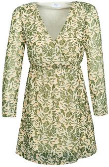 Betty London MOSSE women's Dress in Multicolour