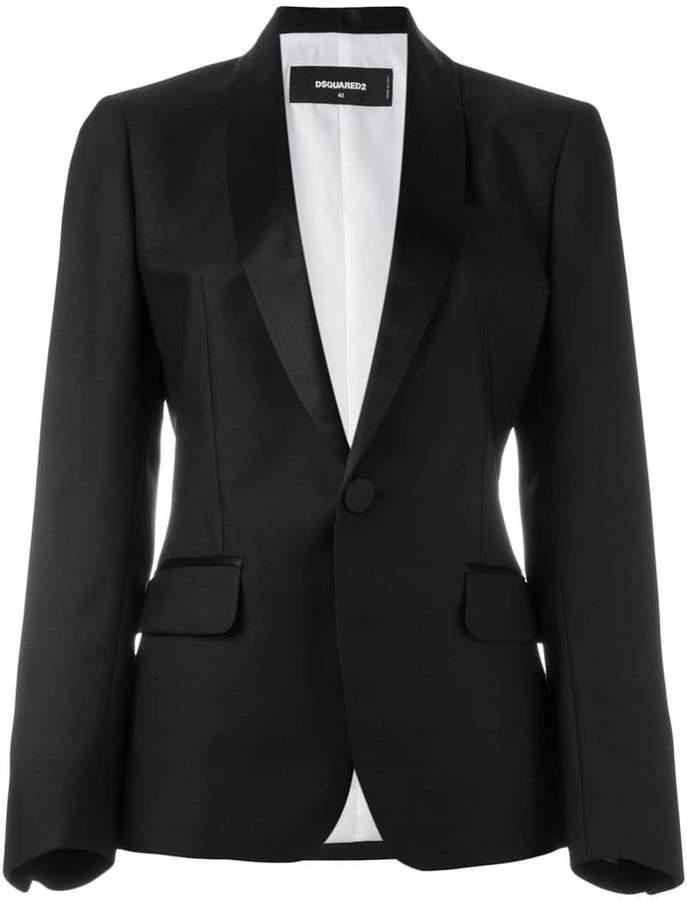 DSQUARED2 'Eliza London' blazer