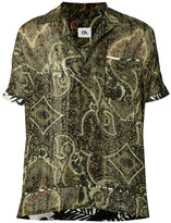 Chapter printed shirt - men - Polyester - M
