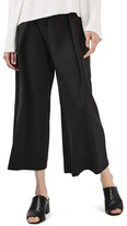 Topshop Women's Vera Crop Wide Leg Trousers