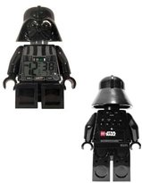 Lego Star Wars S.W. DARTH VADER CLOCK